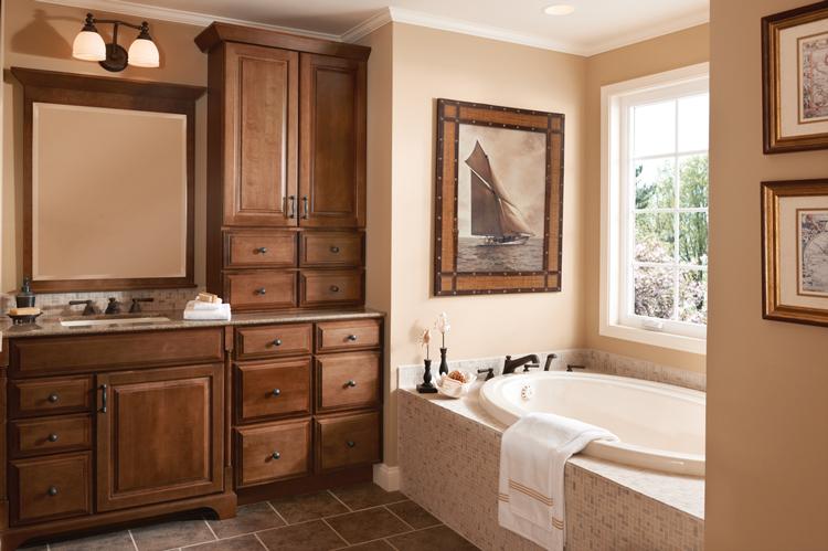 Bathroom Vanities Kraftmaid kraftmaid bath cabinet gallery | kitchen cabinets cartersville, ga